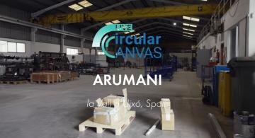 Imagen del cortometraje de ARUMANI para el Proyecto LCC como caso de éxito en modelos de economía ci